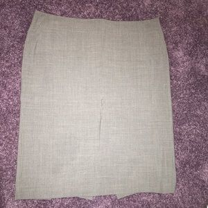 Banana Republic Business Suit Skirt